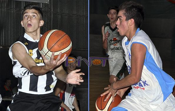 ARGENTINO DE CLUBES U15:Los Equipos de Tucumán dominan