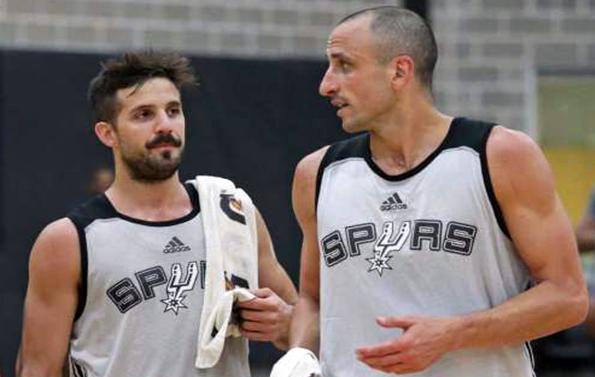 Laprovittola confirmado entre los 15 de los Spurs!