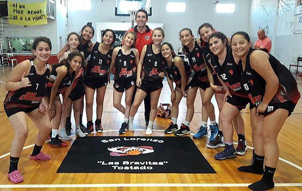 Argentino de Clubes Femenino U14,las finalistas