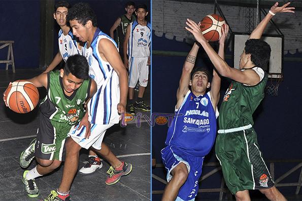 LOCAL:Belgrano-Nicolás Avellaneda (Infantiles-Juveniles)