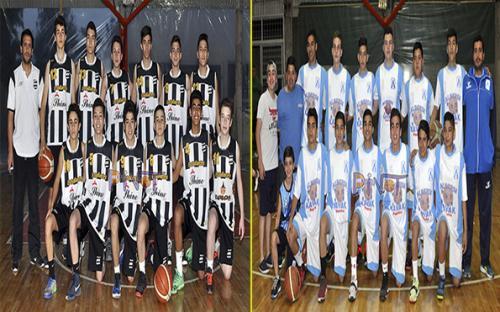 Argentino de Clubes U15:Pasaron Estudiantes y Alberdi.