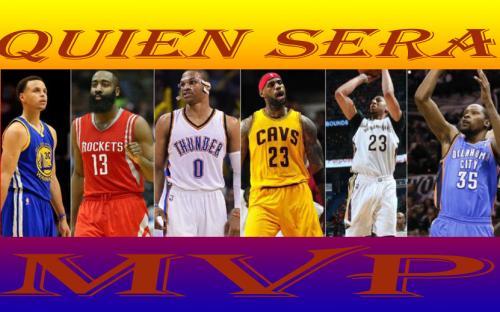 NBA ¿Quién será el MVP 2016? LeBron, Curry, Davis, Harden...